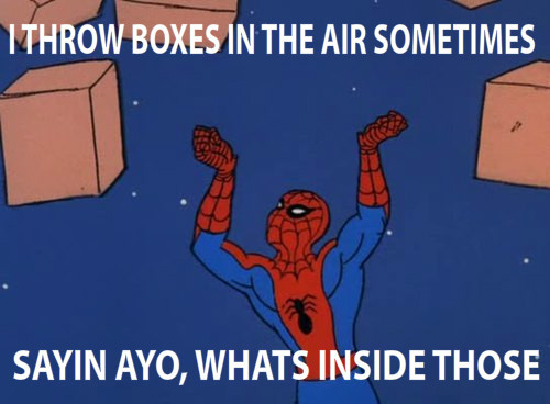 spidermanspiderman:  Submitted by inappropriatewinkyface