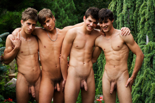 hotcocksforme:  boysandnature:  I love uncut boys. WOW! The two on the right! <3  Oh god.. I LOVE the Bel Ami boys!The second one from the left.. I will take him anyday!   un'allegra combriccola di maialini: scelgo il primo a destra per il fisico, il primo a sinistra per il pisello