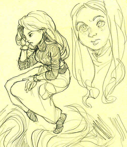 speaking of old shit though i drew kim possible a day or two ago because kim possible is cool okay