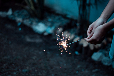 'Cause baby, you're a firework,Come on show 'em what you're worth.