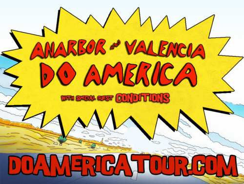 crossyourfingersmedia:  VIP tickets for the Do America Tour went on sale this morning! There are only 30 VIP tickets per date, so be sure to get yours before they sell out! You can buy them here. Catch Anarbor and Valencia co-headlining! Conditions will also be on the tour. This is a show you definitely do not want miss!