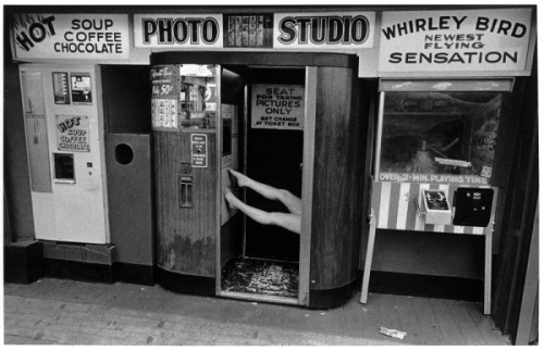flavorpill:  More from the book Coney Island 40 Years © Harvey Stein 2011