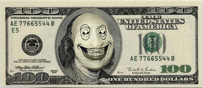Chuckles Currency..Click it to receive free Dredg!