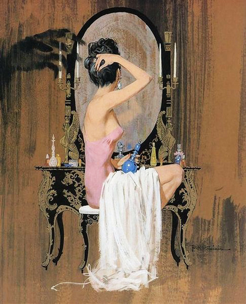 art by Robert McGinnis
