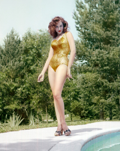 thelingerieaddict:  OMG…that swimsuit!!! retrogirly:  Julie Newmar