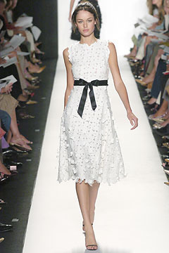 Still love this Oscar de la Renta from 2005