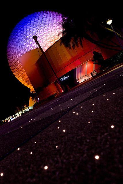 Epcot - Dots of Light by SpreadTheMagic