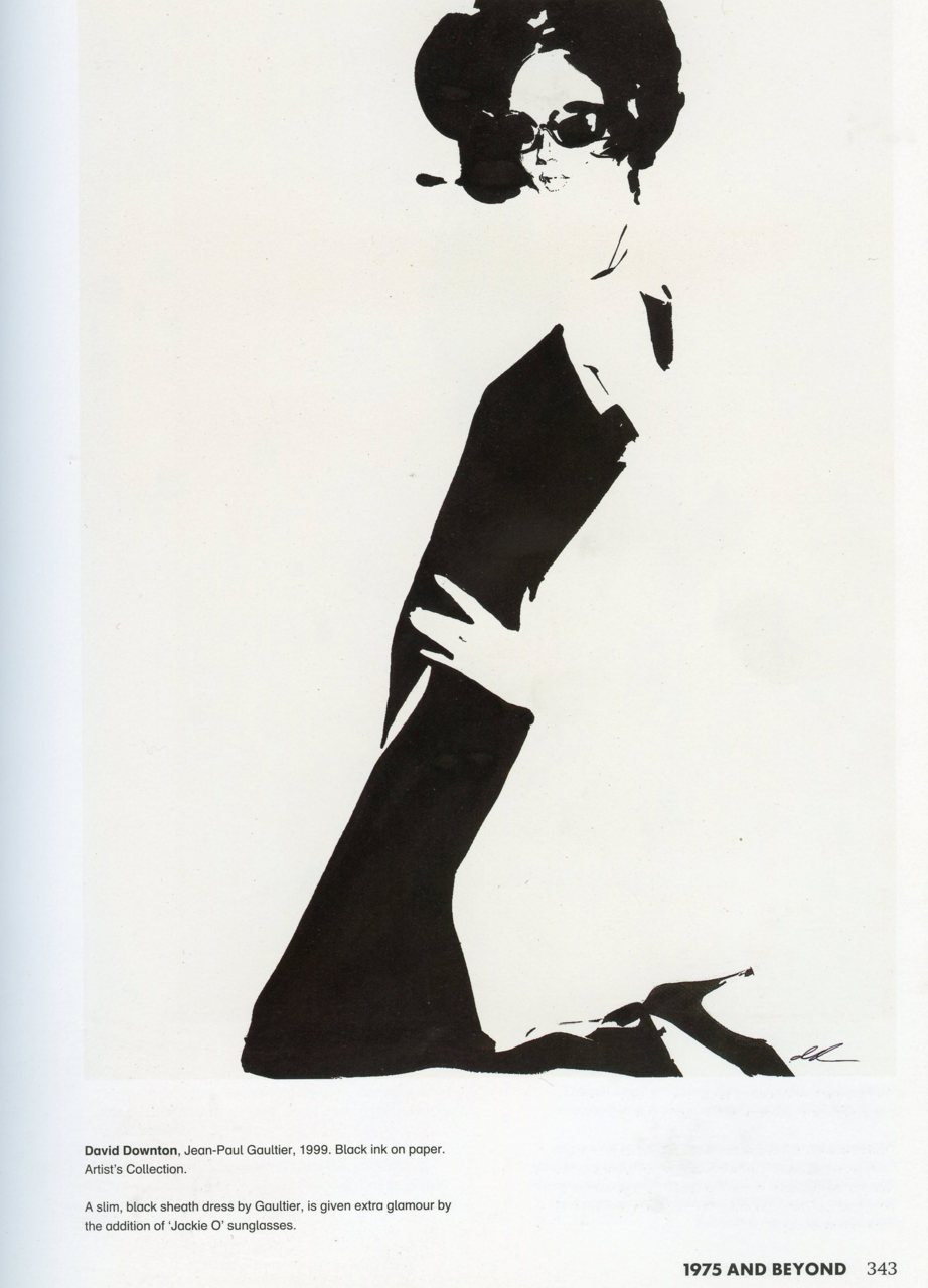 je ne sais quoi. (illustration by David Downton)