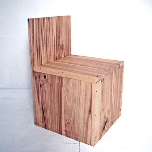 Dirk Nowitzki: A Simple Chair, ROLUvia rolustudio.comDirk has never been the biggest fan of furniture, but he would probably  relate to the austere, but vibrant, qualities of this chair. We also  want to imagine him sleeping in this chair as well, with a nighttime  routine that consists of him merely sitting down and closing his eyes.(more at GQ.com, from Kyle Garner of Sit and Read and Justin Sullivan. Thanks for ruining my Eames for me!)