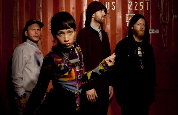 "Little Dragon's third album Ritual Union (out July 26) is named one of SPIN magazine's ""24 Summer Albums That Matter Most."" Get a first listen of the band's bouncy electronics on ""Nightlight"" and check out the entire list on SPIN's website."