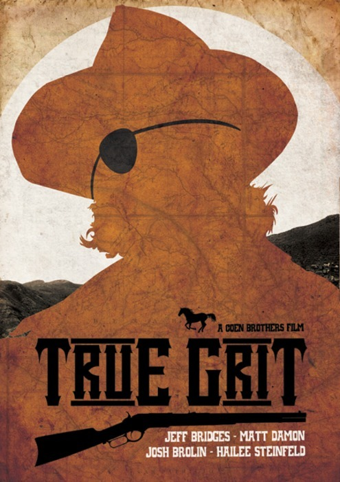 phonomancer:  True Grit.