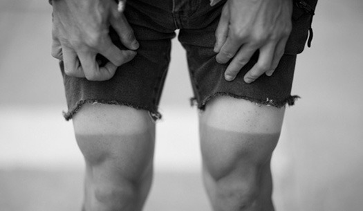 blackmamba112:  REBLOG if you ride and have this tan -__-