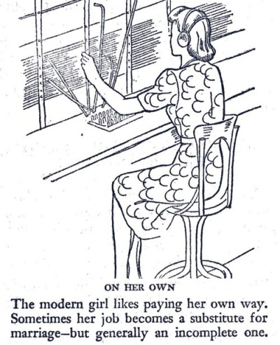 susiesnapshot:  Printed in The Pictorial Medical Guide, 1953  sure…