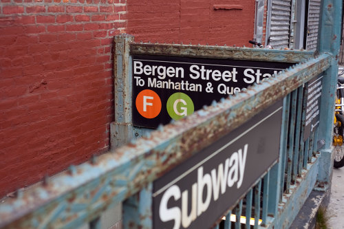 I am randomly really missing the subway today.