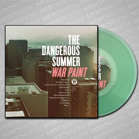 The Dangerous Summer - War Paint vinyl
