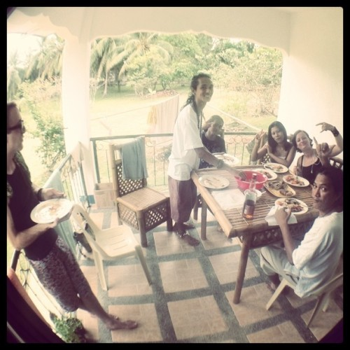 #pasta #party with #friends (Taken with Instagram at IsyWay Resort)