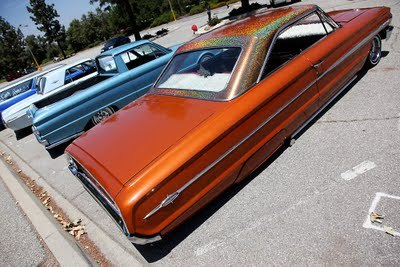 Sweet, a 64 Galaxie 500 XL.