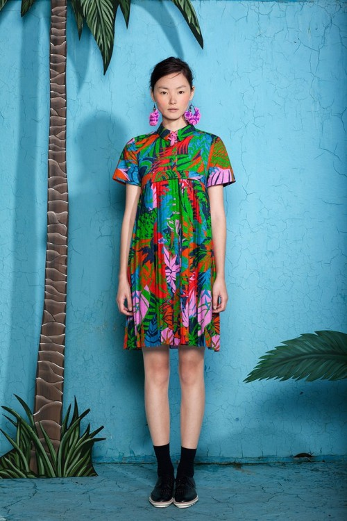missmossblog:  (via Miss Moss : Suno & Tory Burch: Resort 2012)
