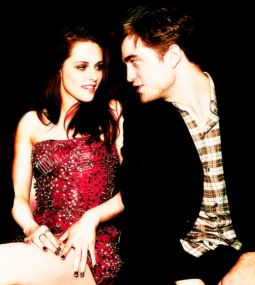 Wow … i hope someday someone will look at me, the way Rob looks at Kristen … it's beautiful!!