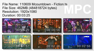 110609 M! Countdown - Fiction Megaupload CR: bestiz + Yui@ beastdownsloads.tumblr.com