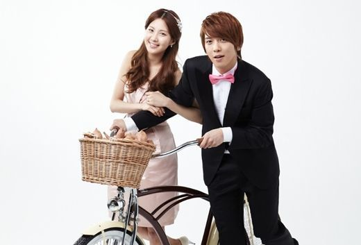 We Got Married Yonghwa and Seohyun Couple! :) I love them! :)