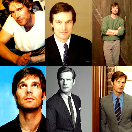 6 favorite photos meme | Peter Krause | requested by myownsinkingship