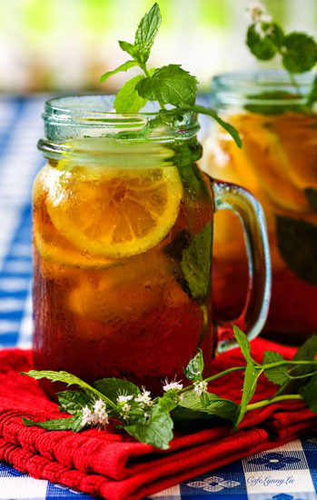 Happy National Iced Tea Day!