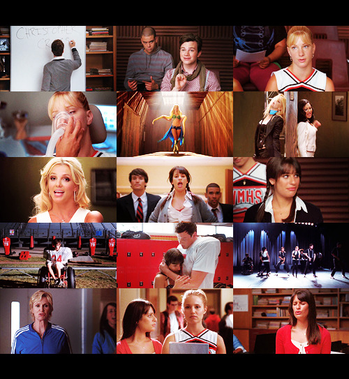 "TV Shows Challenge | 7 best episodes: ""Britney/Brittany"" (Glee - Season 2, Episode 2)  Sue: It's a Britney Spears sex riot!"