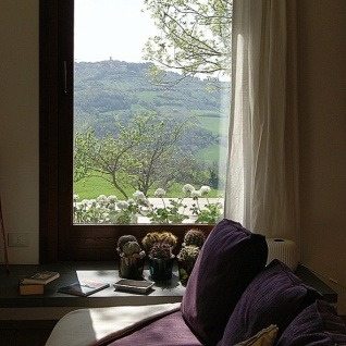 (via Photos of Baciavento - A Villa in Umbria)