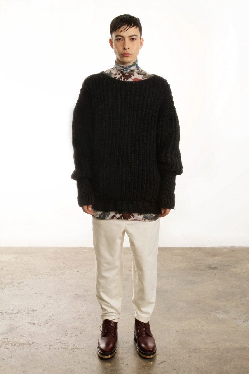 Tim Hamilton Fall/Winter 2011