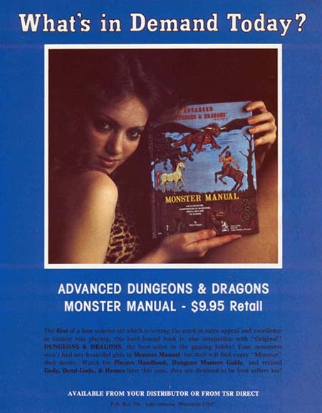Girls love D&D!