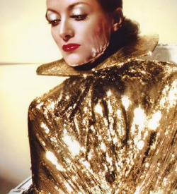 Joan Crawford 1930's  Wow she was disco before there was a disco to be.