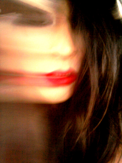 """Run, run. With the fury of a saint in her eye."" -Gaga -Self Portrait.-"