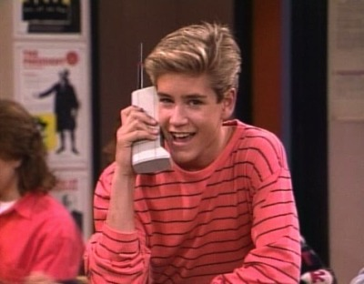 Zack Morris: n. yet another participant in the Nickelodeon Conspiracy to Promote Unrealistic Expectations of Boyfriends. [see also: Harvey Kinkle, Sam Anders, Hunter Reeves]