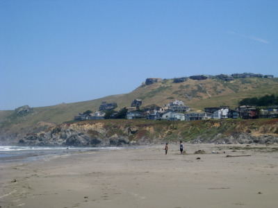 Dillon Beach, CA ohhh how I will miss these rolling hills and coastal towns