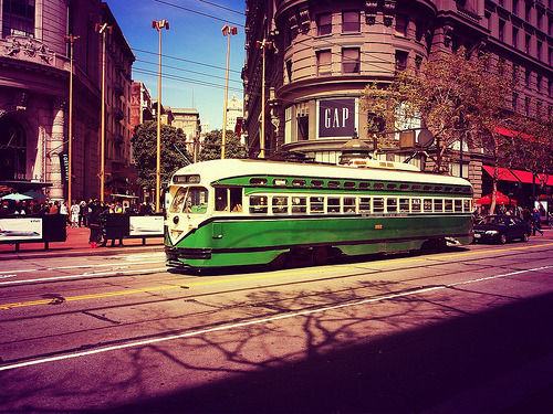 San Francisco, California (by Shadowcasts)