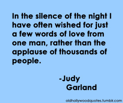 Happy Birthday, Judy Garland (June 10, 1922 - June 22, 1969)