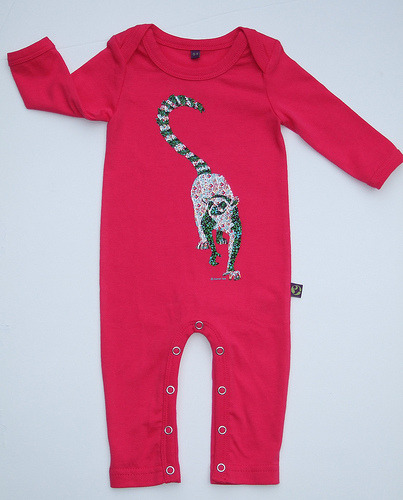 redcolors:  Lemur Romper (by lakota2009)