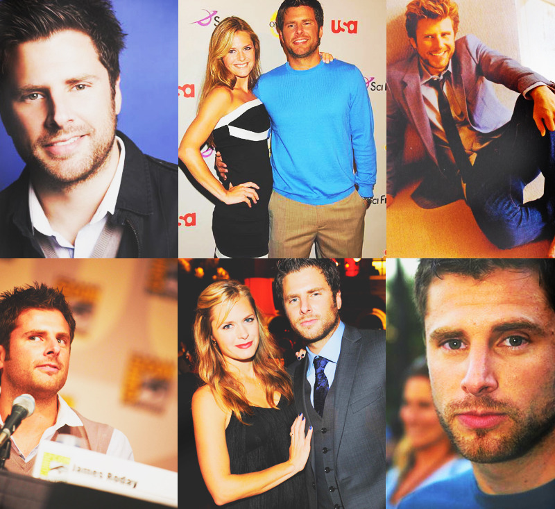 6 Favorite Pictures | James Roday