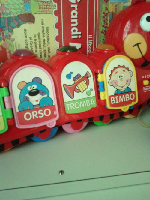 iconoplastica:  Fisher-Price, proudly Pedobear-endorsed. Via Luca Perencin, on FF.