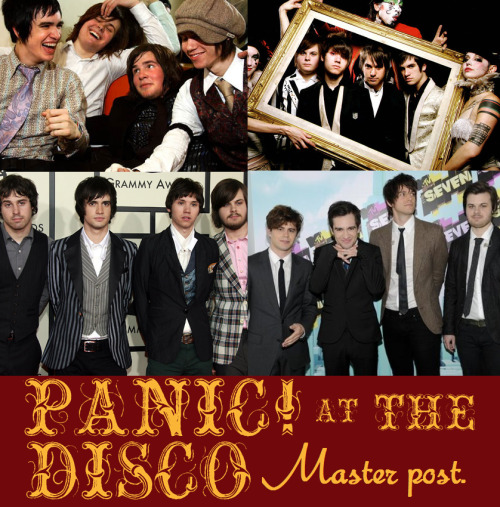 A Fever You Can't Sweat Out. Live Session EP (iTunes Exclusive/2006). Panic! at the Disco: Live In Denver. Strung Out On Panic! at the Disco (String Quartet Tribute). Pretty. Odd. Panic! at the Disco: Live In Chicago. Vices & Virtues (Deluxe Version). Panic! at the Disco Piano Tribute. Live Session EP (iTunes Exclusive/2011). Covers // Across The Universe (The Beatles Cover) //All My Life (K-Ci & JoJo cover) // Animal (Neon Trees cover) // Baby One More Time (Brittany Spears cover) // Baby One More Time (Brittany Spears cover ft. The Dresden Dolls) // Beautiful (James Blunt cover) // Big Salty tears (Ziggens cover) // Billie Jean (Michael Jackson cover) // Blackbirds (The Beatles cover) // Boss DJ (Sublime cover) // Broadcast Quality (Receiving Ends Of Sirens cover) // Careless Whisper (George Michael cover) // Carry On My Wayward Son (Kansas cover) // Dammit (Blink 182 cover) //Dancing In The Dark (Bruce Springsteen cover) // Dog Days Are Over (Florence + The Machine cover) // Don't Stop Believing (Journey cover) // Don't Stop Believing (Journey cover by Fall Out Boy ft. Brendon Urie) // Don't Wake Me Up by the Hush Sound ft. Brendon Urie // Elanor Rigby (The Beatles cover) // Fuck Her Gently (Tenacious D cover) // Girlfriend In A Coma (The Smiths cover) // Highway to Hell (AC/DC cover) // How Soon Is Now (The Smiths cover) // I Believe In A Thing Called Love (The Darkness cover) // - Immigrant Song (Led Zeplin cover) // In My Eyes (Rufio cover) // Killer Queen (Queen cover) // Let's Get It On (Marvin Gaye cover) // Maneater (Nelly Furtado cover) // Mmm Bop (The Hanson Brothers cover)// More Than a Feeling (Boston cover) - Brendon Urie and Ian Crawford // Personal Jesus (Depeche Mode cover) // Pumped Up Kicks (Foster The People cover) // Rolling In the Deep (Adele cover) // Round Here (Counting Crows cover) // Roxanne (The Police cover) //Science Fiction/Double Feature (The Rocky Horror Picture Show cover) // Shout (The Isley Bothers cover) // Skid Row (Little Shop Of Horrors cover) // Slow Motion (Third Eye Blind cover) // Super Mario Bros. 2 Theme Song // The Birthday Song (The Beatles cover) // The Good Life (Frank Sinatra cover) // The Weight (The Band cover) // This is Halloween (The Nightmare Before Christmas cover) // Three Little Birds (Bob Marley cover) // The Pina Colada Song (Jimmy Buffet cover) // Unchained Melody (The Righteous Brothers cover) // Valerie (The Zutons cover) // (What's So Funny 'Bout) Peace Love & Understandin'? (Elvis Costello cover) // You Body's A Wonderland (John Mayer cover). Collaborations // 20 Dollar Nose Bleed by Fall Out Boy Ft. Brendon Urie. // 7 Minutes In Heaven (Atavan Halen) by Fall Out Boy Ft. Brendon Urie // C'mon by Panic! at the Disco and fun // Gin And Juice - Snoop Dog Ft. Panic! at the Disco // One Of Those Nights by The Cab Ft. Brendon Urie // Open Happiness by Cee-Lo Green, Patrick Stump, Travis McCoy, Brendon Urie, and Janell Monae // Plans And Reveries by Black Gold Ft. Brendon Urie // The End of the Beginning by Razia's Shadow Ft. Brendon Urie // The Exit by Razia's Shadow Ft. Brendon Urie // What A Catch, Donnie by Fall Out Boy Ft. Travis McCoy, Elvis Costello, Alex Deleon, Gabe Saporta, William Beckett, and Brendon Urie Demos // It's Time To Dance ('Cause Boys Will Be Boys) // Middle Of Summer // Nails For Breakfast, Tacks For Snacks demo // Nearly Witches demo // Nine In The Afternoon demo // Oh Glory demo // Relax, Relapse // Time To Dance (Remix). Etc. // A Love Letter // Black Forest Ham // First Try // It's Almost Halloween // Lullaby // Mercenary // New Perspective // Ryan and Brendon ring tones // The Bracelet Song // The Calendar Business unknown songs // The Car Broke Down // The Other Hand // Theme (by Ryan Ross) // The Only Difference Between Martyrdom and Suicide is Press Coverage (B-Side Remix) // True Love // White Christmas Various 2011 Tour Raps // Bromance Rap // Cosmo Robot Rap // Rap from Counter Revolution // Rough Rap // Santa Clause Rap // Whitest Rap Ever  *Update.* - When The Day Met The Night (Acoustic B-Side). - Happy Birthday song. - Foxy Lady (Jimi Hendrix cover).  download all of these instead of homework? Whops.