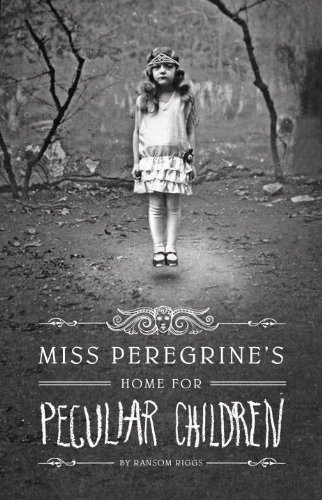 ymbryne:  prettybooks:  Recommended to Me: Miss Peregrine's Home for Peculiar Children by Ransom Riggs  Synopsis: A mysterious island. An abandoned orphanage. And a strange collection of very curious photographs. It all waits to be discovered in Miss Peregrine's Home for Peculiar Children, an unforgettable novel that mixes fiction and photography in a thrilling reading experience. As our story opens, a horrific family tragedy sets sixteen-year-old Jacob journeying to a remote island off the coast of Wales, where he discovers the crumbling ruins of Miss Peregrine's Home for Peculiar Children. As Jacob explores its abandoned bedrooms and hallways, it becomes clear that the children who once lived here—one of whom was his own grandfather—were more than just peculiar. They may have been dangerous. They may have been quarantined on a desolate island for good reason. And somehow—impossible though it seems—they may still be alive.A spine-tingling fantasy illustrated with haunting vintage photography, Miss Peregrine's Home for Peculiar Children will delight adults, teens, and anyone who relishes an adventure in the shadows. Read more…   I love that this book has vintage photography to accompany the story. It looks extremely creepy. You can view the book trailer here (it's actually really good - more like a movie trailer) and read the first three chapters here.  Let's just take a moment to appreciate this glorious book. The trailer is great too!   This book can't be promoted enough! It is brilliant and beautiful and I am very proud to have it on my bookshelf!