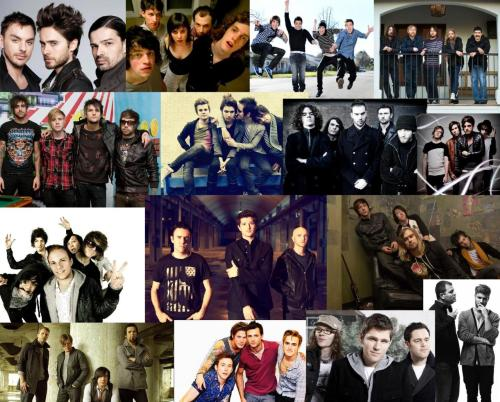 the music i love (:  30 seconds to mars balthazar big time rush foo fighters boys like girls panic! at the disco de staat kensington makebelieve the script the used three days grace mcfly scouting for girls graffiti6