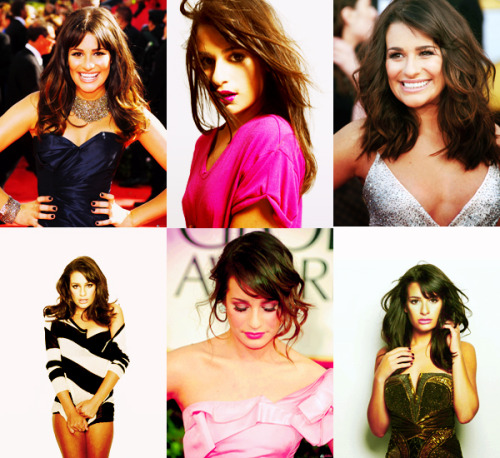 Favorite Person Meme | Lea Michele | asked by: aria-montgomery