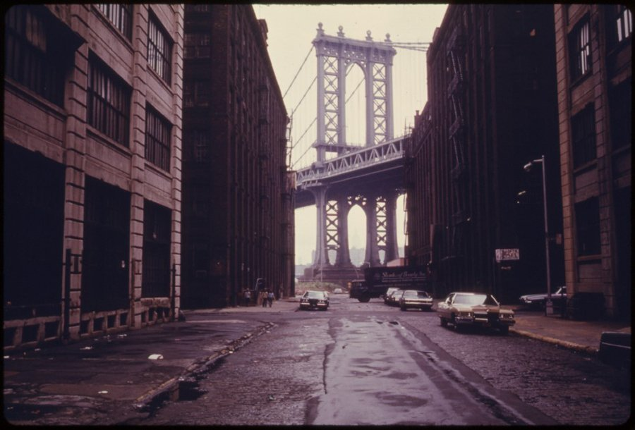 brooklyn summer, 1974 (danny lyon)