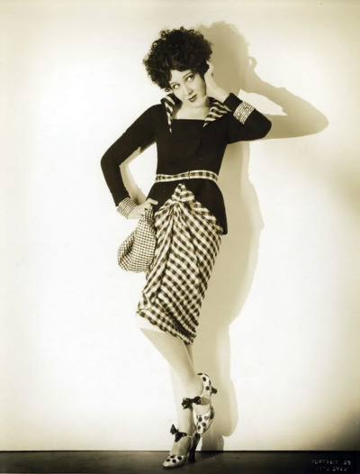 Mary Brian 1920's : vintage mais si moderne ♥ ( via screengoddess )