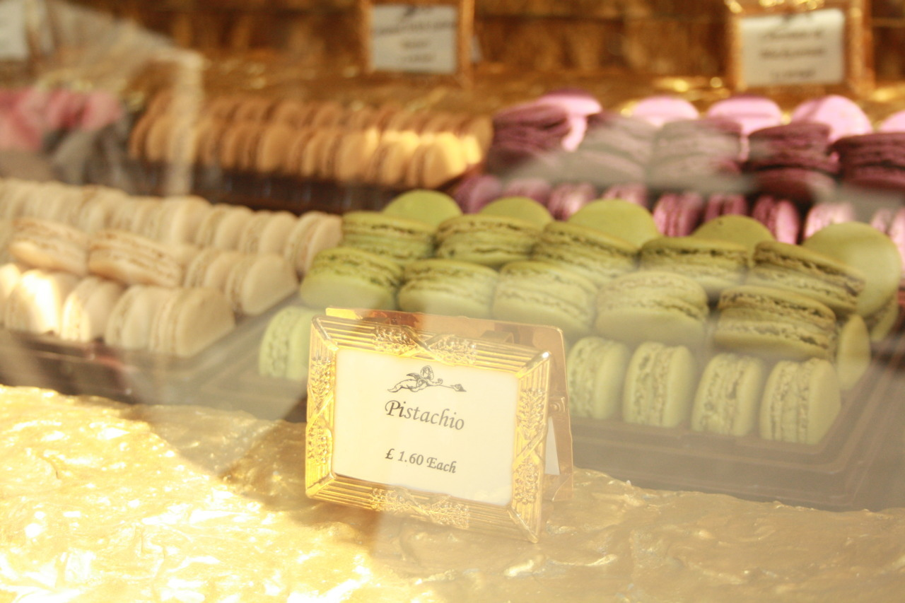 More Laduree glee (I can't help it!)