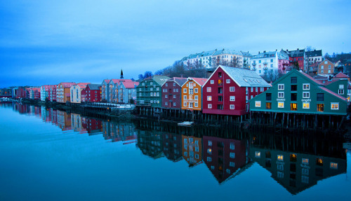 cornersoftheworld:  Trondheim, Norway