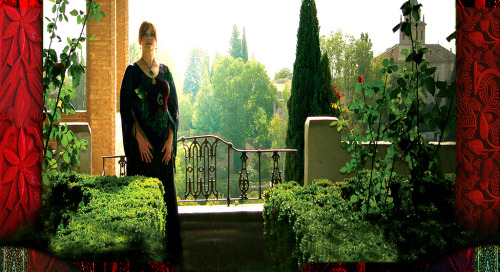 Seay - In The Garden - Images from the Alhambra in Granada, Spain