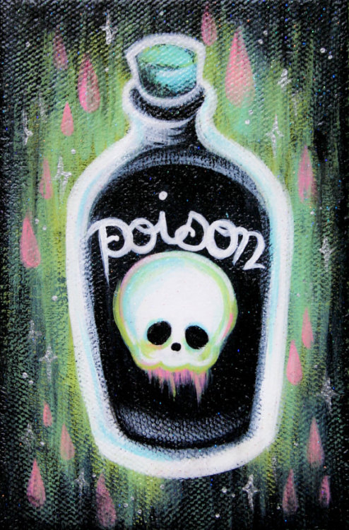 Poison Bottle (by cakeeater ♥)
